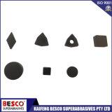 Резец вставки напаянных режущих частей карбида вольфрама резца вставки диаманта PCD/PCBN