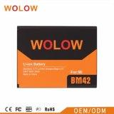 На заводе BM42 для мобильных ПК 3100Мач для Xiaomi аккумуляторной батареи