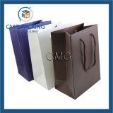 Sac de papier de laminage de luxe de Matt (DM-GPBB-124)