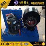 Pega e automático 1/4'' e 2'' a mangueira hidráulica da máquina de crimpagem