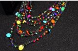 De Stijl van Bohemen parelt de Halsband van de Nauwsluitende halsketting van de Tegenhanger