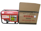 3kw 3kVA 이집트 Kobal Type Portable Hand Start Gasoline Generator