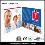 Facendo pubblicità al ~ 32GB del USB Disk 2 di Paper/USB di Card (USB-WD331)