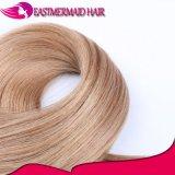 Оптовые дешевые волосы утка ленты PU выдвижения волос Remy высокого качества