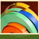 Fascia del bordo del PVC della mobilia del grano di legno e di colore solido