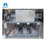 ポテトの記憶の冷蔵室のための圧縮機の単位の交換