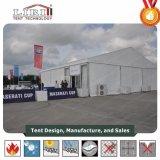 屋外贅沢な結婚披露宴のための6mのテントの開催地による装飾10m