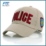Gorra de béisbol modificada para requisitos particulares del bordado 3D