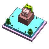 シリンダーカバーのためのアルミ鋳造のトリミング型