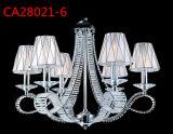 De Verlichting die van Residensial van de Kroonluchter van het kristal de Lichte Lamp van de Muur van de Tegenhanger hangen