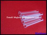 Polier-UVblock-fixierter Quarz-Glas-Rohrleitung-Lieferant