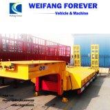 半永久にWeifangの高品質の低いベッドのトレーラー