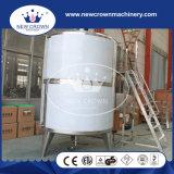 Machine de creuset de sucre de qualité de la Chine
