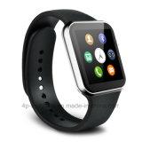Bluetooth Reloj inteligente con Android y Ios Teléfono inteligente (A9).