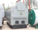 Hohe Leistungsfähigkeits-industrieller zylinderförmiger Kohle-Dampfkessel/Holzbearbeitung-Maschinerie/Quer- und Längs