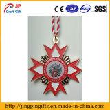 La calidad de Hight crea la medalla delicada de los deportes para requisitos particulares de la aleación del cinc