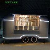 卸売価格のファースト・フードのための移動式食糧トラック