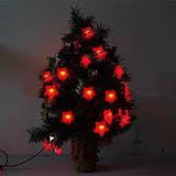 مختلفة لون نجم شكل [لد] عيد ميلاد المسيح خيط ضوء مع [هيغقوليتي]