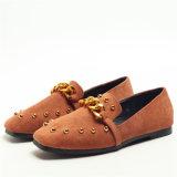 고대 방법 스웨드 숙녀를 복구하는 Shoes 새로운 디자인