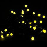 La lumière de chaîne de caractères d'ampoule de RVB avec 5m 50LEDs imperméabilisent la qualité