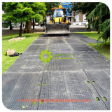 Sofr terrain/route/ Temporaire robuste UHMWPE Sol Mat pour jeu d'arbre