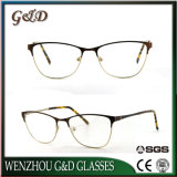 Nuevo producto popular marco óptica anteojos anteojos de metal
