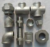 Reduzierendes Hochdruckhexagon 316 des Edelstahl-304. Nippel