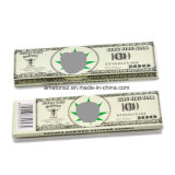 100 US Dollar el tabaco del cigarrillo de malezas de cáñamo Rolling Papers