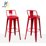 Metal quente moderno Tolic do Sell da réplica que janta o tamborete de barra ou a cadeira da barra com parte traseira