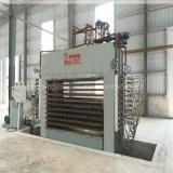 15の層の販売の合板のBlockbard MDFの削片板のための油圧熱い出版物機械