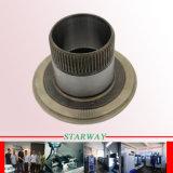 Parti di alluminio di CNC con la timbratura lavorante di CNC ed il taglio del laser
