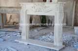 Китай каменной резьбы каменные скульптуры мраморный камин (Си-MF250)