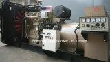 gruppo elettrogeno diesel di Cummins di potere principale di 1000kVA 800kw Kta38-G2a