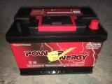 Powerenergy DIN66mf 12V66hの鉛の酸の手入れ不要の自動電池