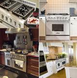 48 인치 상업적인 독립 구조로 서있는 요리 기구