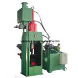 Máquina de la prensa de enladrillar del desecho de metal