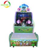 Hot vender Mantenimiento sencillo juego de Arcade billete de la máquina de la Redención del paraíso de dinosaurios para niños