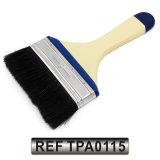 Покрасьте щетку краски инструментов с деревянной ручкой (TPA0115)
