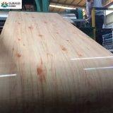 Деревянные цвета Pre-Painted оцинкованной стали с полимерным покрытием катушки PPGI