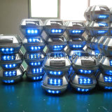 De hete Blauwe LEIDENE van het Aluminium van de Verkoop IP68 ZonneNagel van de Weg