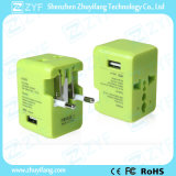 De universele Adapter van de Reis met Lader USB (ZYF9002)