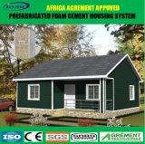 신기술 아프리카 Agrement 승인되는 긴 살아있는 Prefabricated 집