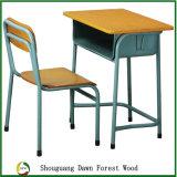 학교 가구 학생 책상과 의자