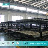 Luoyang Landglass verre incurvé tempérer la machine