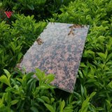 PVDF trois pierres de revêtement look aluminium Panneau mural composite