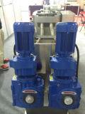 オイル沈積物の処置のための排水の手回し締め機