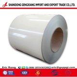 Blanc brillant PPGI PPGL de tôle en acier galvanisé à partir d'usine de Shandong