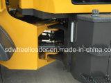 Lader van het Wiel van de Pers van het VoorEind van de Capaciteit van Ce 1000kg de Multifunctionele Compacte