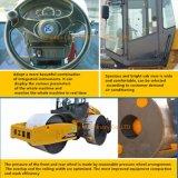 XCMG 30ton는 드럼 도로 롤러 쓰레기 압축 분쇄기를 골라낸다