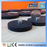 De rubber Behandelende Magneet van de Pot